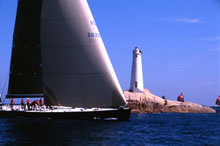 sailboat charters in Sardinia